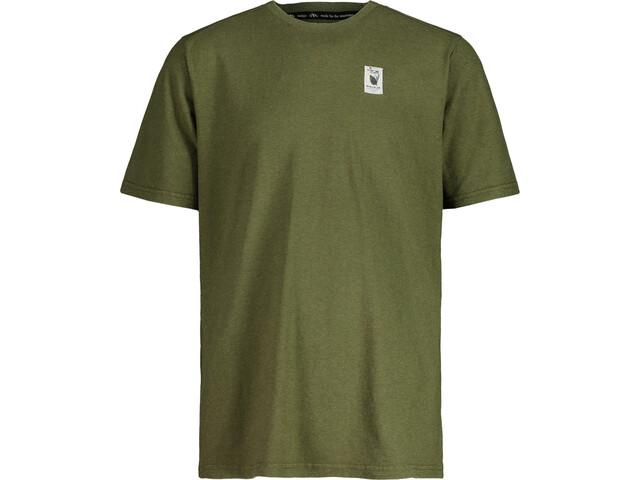 Maloja FichtenreizkerM. SS T-Shirt Men moss